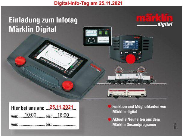 Digital-Info-Tag 25.11.2021
