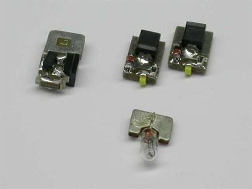 High Tech Modellbahnen - 7020 Dampflokbeleuchtung,