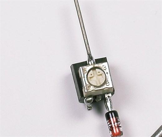 High Tech Modellbahnen - 7201 - Minibaustein LED K