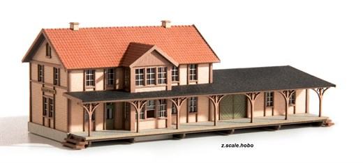 ArchiStories 101181 - Goldtree Station Kit