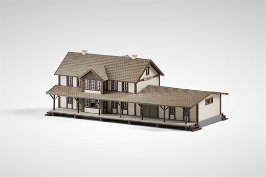 ArchiStories 102201 - Cuesta Station Building Ki