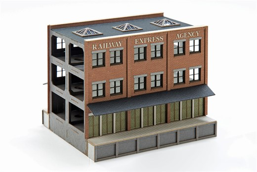 Archistories 104191 - REA Transfer Warehouse  E