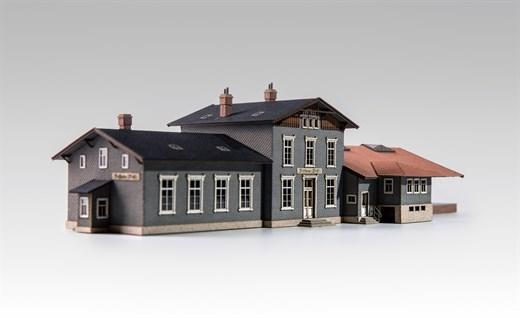 Archistories 105191 - Bahnhof Westheim