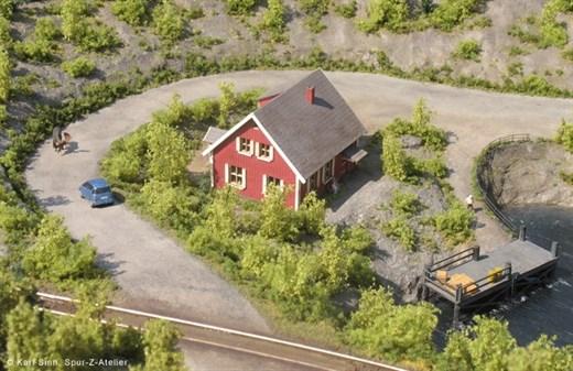 Archistories 403111 - Einfamilienhaus im Schwedens
