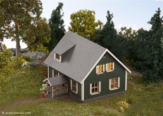 ArchiStories 404111 - Einfamilienhaus Johansson