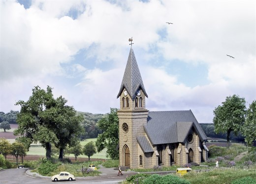 ArchiStories 404181 - Kirche