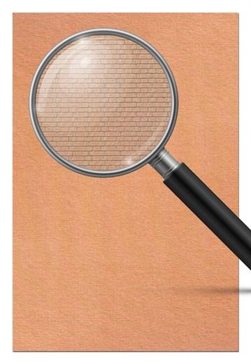ArchiStories 805181 - Mauerwerkplatte ziegelrot, i