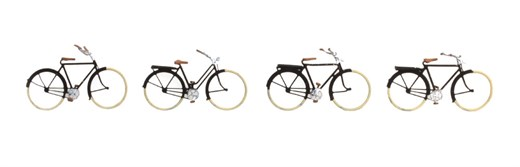 Artitec 322.001 - Deutsche Fahrräder 1920-1960