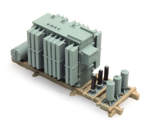 Artitec 322.021 - Ladung: AEG Transformator