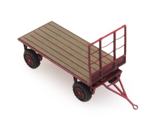 Artitec 322.028 - Brückenwagen für Traktor