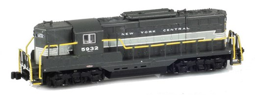 AZL 62007-2 GP9 NYC Long Range  #5936