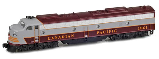 AZL 62603-1 Canadian Pacific E8 A #1801