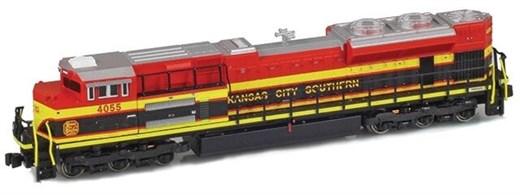 AZL 63104-3 SD70ACe KCS Original Cab #4055