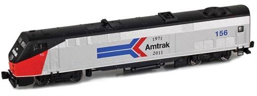 AZL 63507-1 GE P42 Genesis Amtrak Phase I Heritage