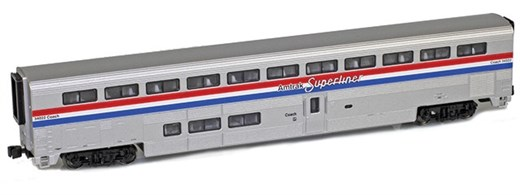 AZL 72002-1 Superliner | Sleeper Amtrak Phase III