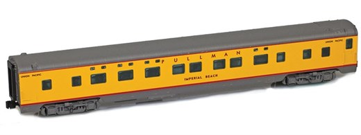 AZL 73008-3 UP Sleeper 4-4-2 PULLMAN IMPERIAL BEAC