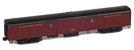 AZL 73641-2 Canadian Pacific Baggage Lightweight P