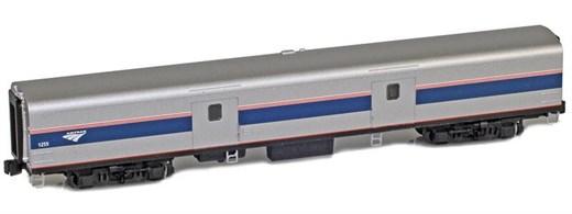 AZL 73650-7 Amtrak Baggage Lightweight Passenger C