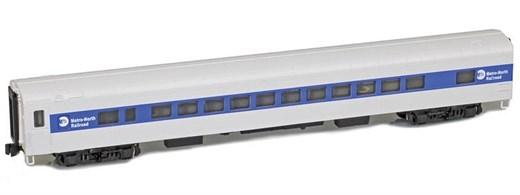 AZL 73753-0 Commuter Railroad Coach Lightweight Pa