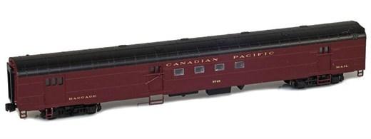 AZL 73941-2 Canadian Pacific Mail Lightweight Pass