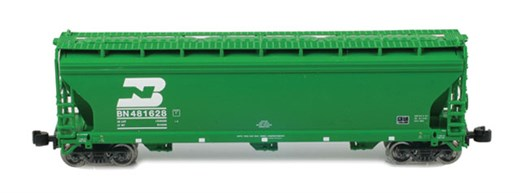 AZL 90302-2 ACF 3-Bay Hopper BN Set 2