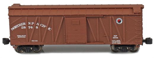 AZL 903110-1 40 NP Outside Braced Boxcar #28748