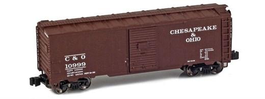 AZL 904302-1 C&O 40 AAR Boxcar #10999