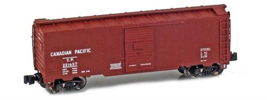 AZL 904304-1 CP 40 AAR Boxcar #221657