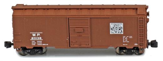 AZL 904315-1 WP 40 AAR Boxcar #20136