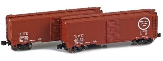 AZL 904371- 1 ACL 40 AAR Boxcar | 2-Car Set