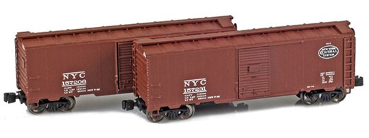 AZL 904381-1 NYC 40 AAR Boxcar | 2-Car Set