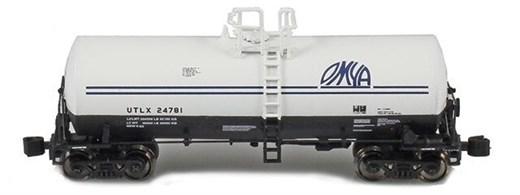 AZL 913821-2 UTLX | OMYA 17600 Gallon Tank Car 248