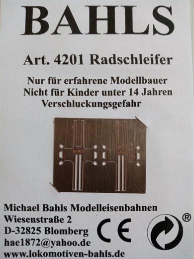 BAHLS 4201 - Radschleifer