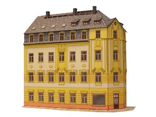 01-00-Z - Eckhaus Parkstraße 4 - Schillerstraße