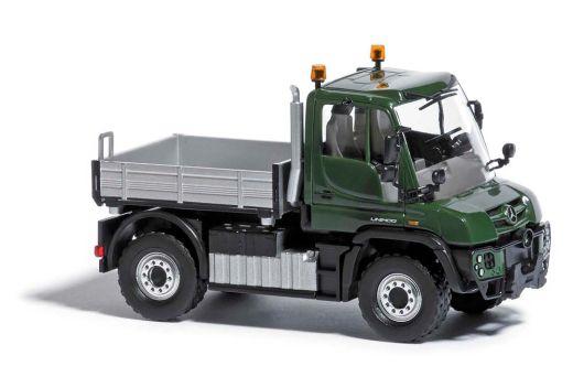 Busch 50902 - Unimog U 430 grün