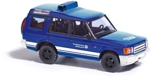 Busch 51913 - Land Rover Discovery THW