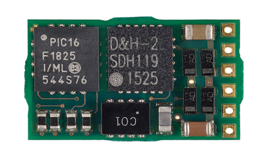 Doehler & Haass FH05B-0 - Fahrzeugfunktionsdecoder