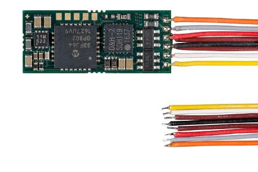 Doehler & Haass SD10A-3 - Fahrzeugsounddecoder SD1