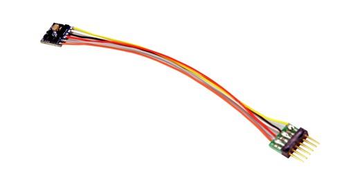 ESU 59816 - LokPilot 5 micro DCC/MM/SX, 6-pin NEM6