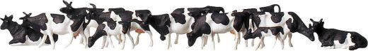 Faller 158050 - Kühe, schwarz gefleckt