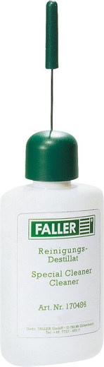 Faller 170486 - Reinigungs-Destillat, 25 ml