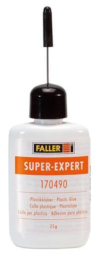 Faller 170490 - Super-Expert, Plastikkleber,