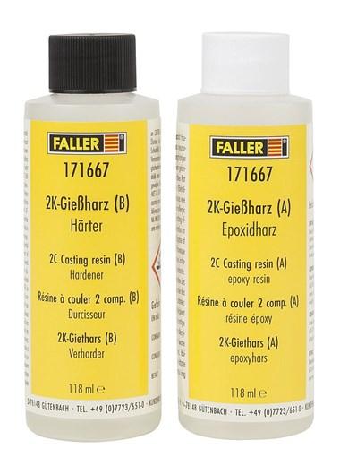 Faller 171667 - 2K-Gießharz