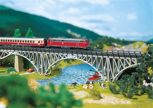 Faller 282915.00 - Stahlträgerbrücke