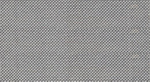Faller 282942 - Dekorplatte, Naturstein-Quade