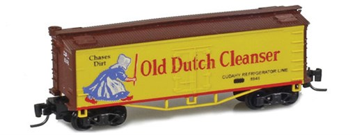 Father Nature FN-5012 Old Dutch 33 Wood Side Reef