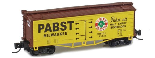 Father Nature FN-5013 Pabst 33 Wood Side Reefer U