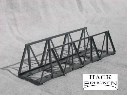 HACK BRÜCKEN VZ7 40051 - Vorflutbrücke 7,5 cm, Far