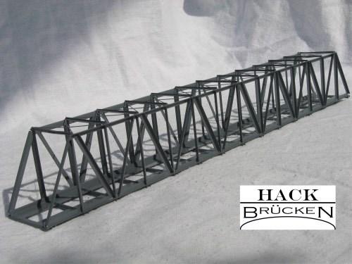 HACK BRÜCKEN KZ25 41102 - Lange Kastenbrücke 25cm,