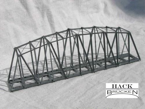 HACK BRÜCKEN BZ14 43050 - Bogenbrücke 14 cm, Farbe